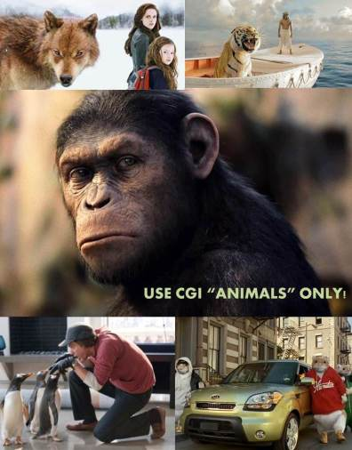 CGI ONLY